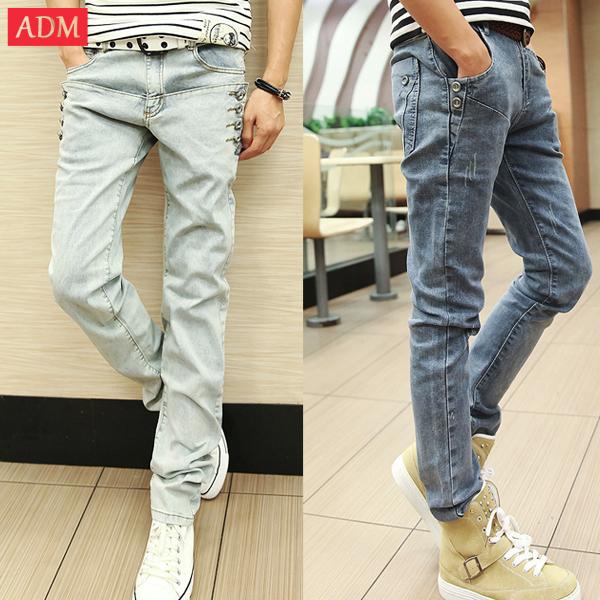 Мужские джинсы ADM Drop ADM-MJ027