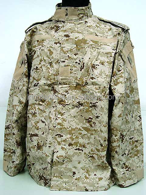 Army Military Uniform Woodland Camouflage Military Uniform Manufacturer(China (Mainland))