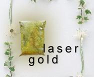 Australian free shipping Nail Art Laser Gold Color glitter powder DIY Nail Polish Nail Art for Lady Girl 50g/bag(China (Mainland))
