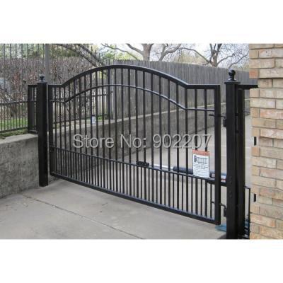 Online Get Cheap Iron Driveway Gate Aliexpress Com