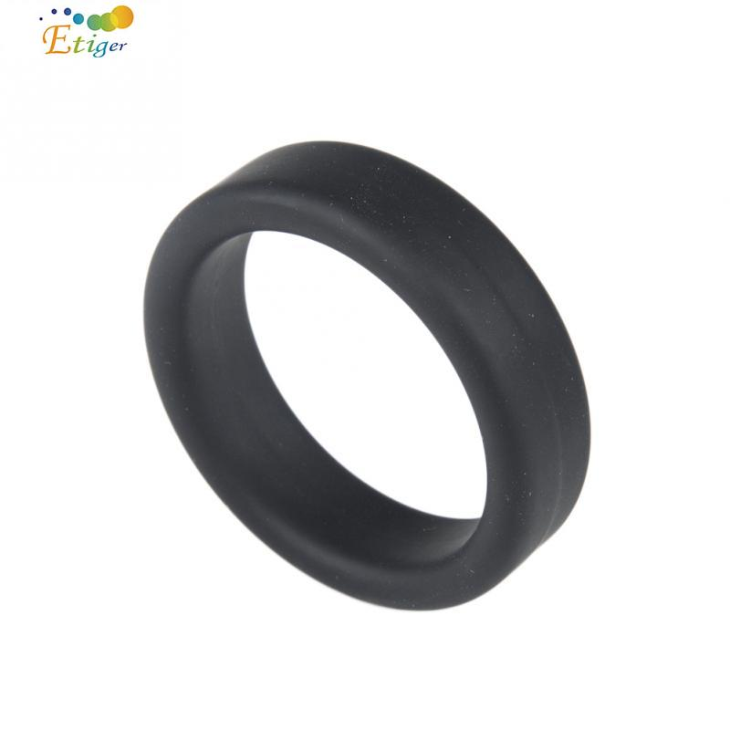 Male Silicone Delay Penis Ring Cock Ring Male Adult Products Sex Toys Health Products