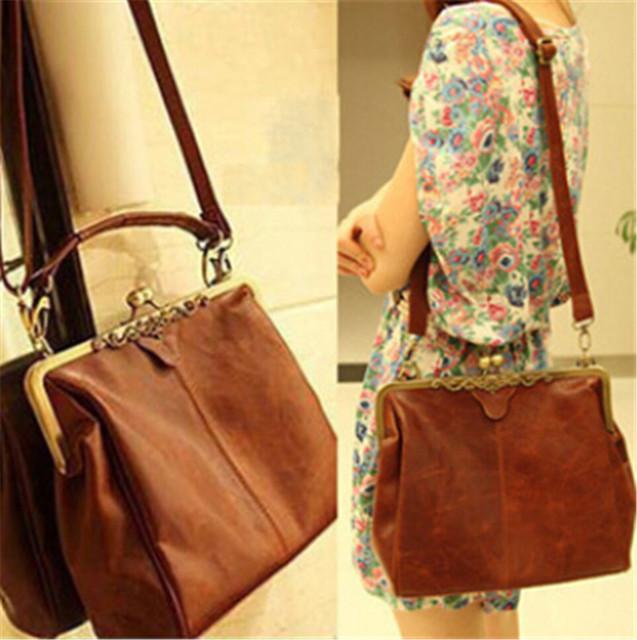2015 women messenger bags Bolsas antiquates bag fashion vintage small bags cross-body mmobile women's handbag bag