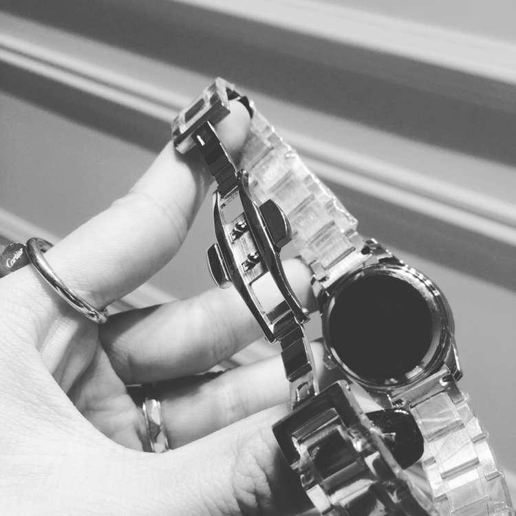 Люксовый Бренд Женские Часы Мода Золото Стальной Ленты Кварцевые Часы Часы Горный Хрусталь Девушку Игристые Сияющий Циферблат Наручные Часы OP001