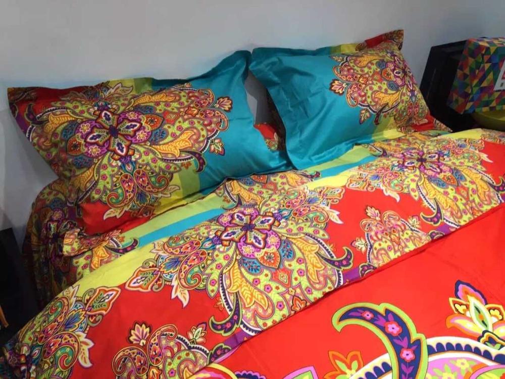 Top 28 colorful comforter set colorful comforter sets for Bed quilt designer