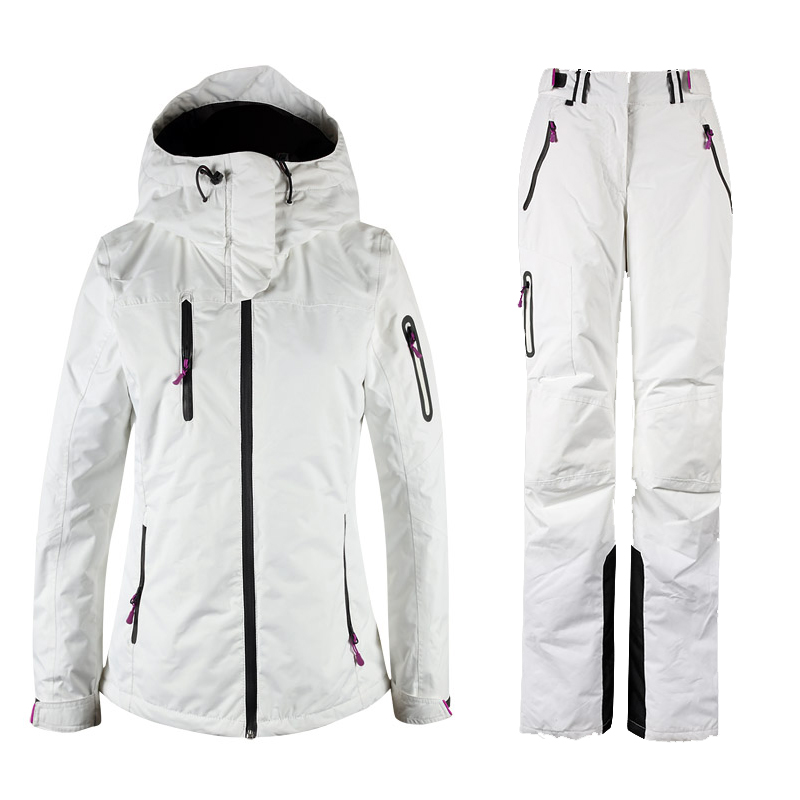 2016Free shipping Ski Suits Womens jacket+pants Waterproof Windproof Warm Snowboard clothes Snowboarding Skiing Jackets Sports <br><br>Aliexpress