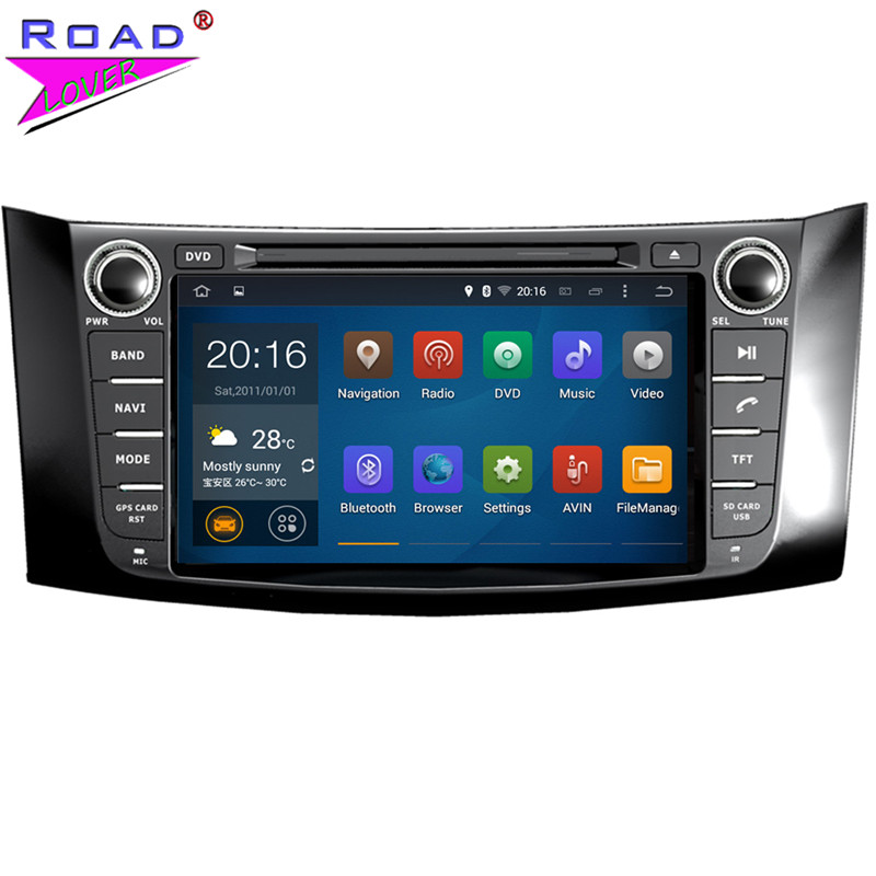 Capacitive Screen Quad Core Android 4.4 Car Radio for Nissan Sentra (North America) for Nissan Pulsar (Australia) GPS Navigation(China (Mainland))