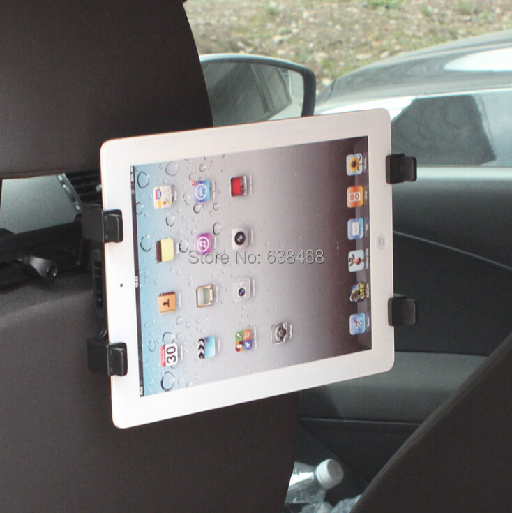 New Convenient Car Mount Universal Holder For Tablet Stand Support Auto bracket For iPad UMPC Tablet PC freeshipping(China (Mainland))
