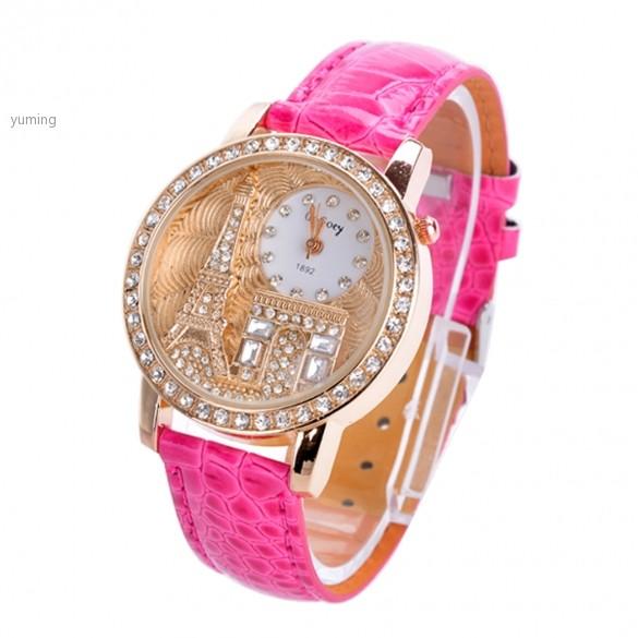 cheap rhinestone luxury dress watches of the
