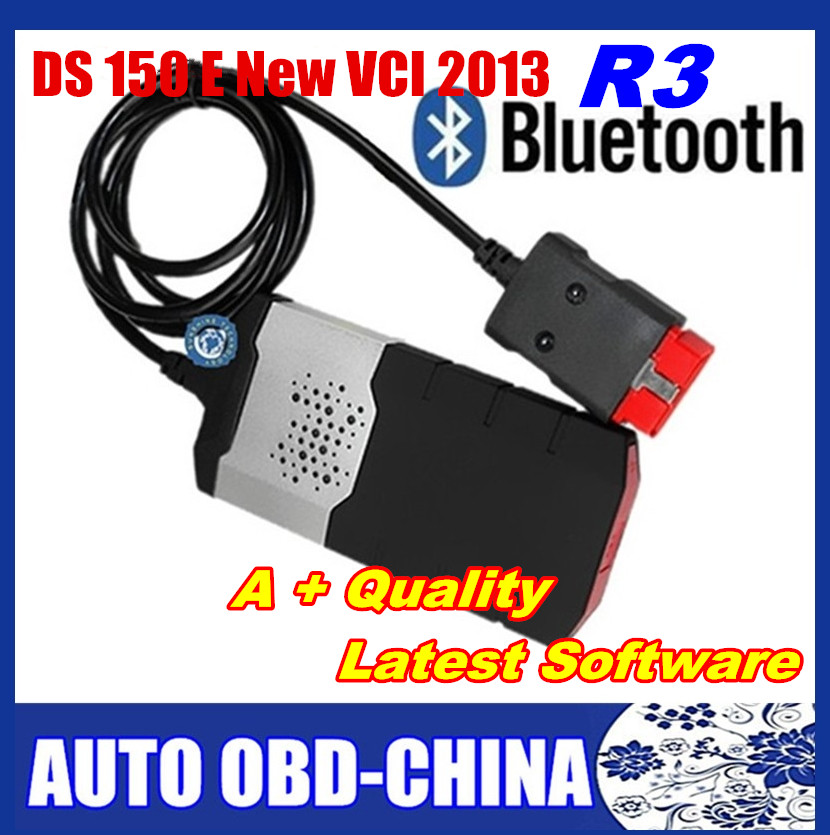 Hot-sale tcs cdp pro DS150 Bluetooth DS150 CDP+ Plus +BLUETOOTH Diagnostic tool tcs cdp pro Multi-language In stock(China (Mainland))