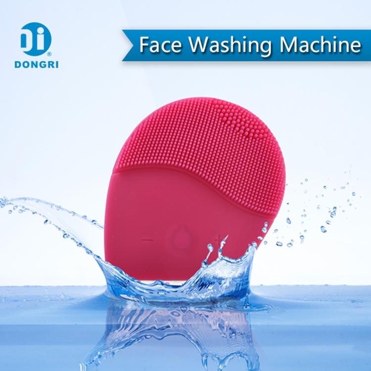 Washing Machine Electric Shock Ultrasonic Waterproof USB Charging Power Storage Capacity Is Good Face Care CE/ROSE Certificate(China (Mainland))