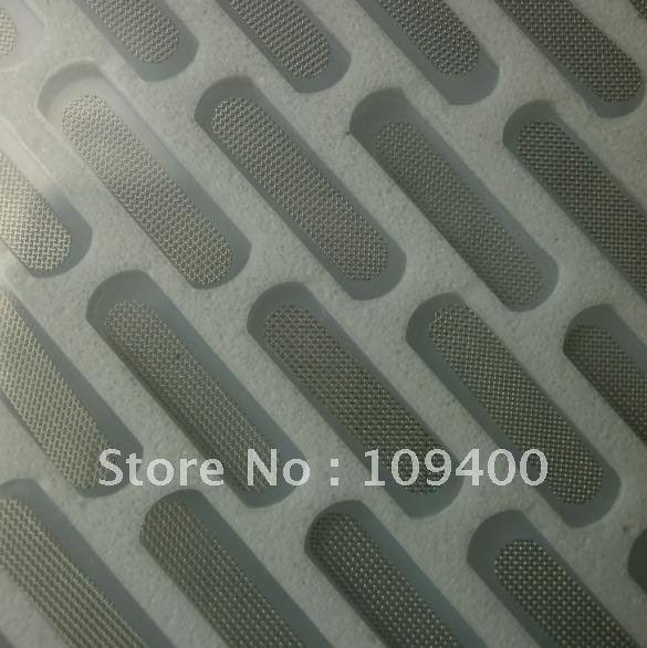 Genuine Original Earpiece Speaker Anti dust Mesh Cover for iPhone 4 4g(China (Mainland))