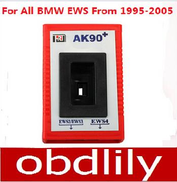 Newest V3.19 AK90 Key Programmer AK90+ For All EWS From 1995-2005(China (Mainland))