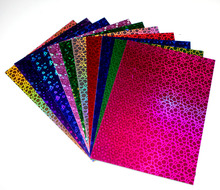 New arrival a4 laser cardboard diy flash paper 10 child puzzle paper cutting 250g laser paper A4 10 piece a lot(China (Mainland))