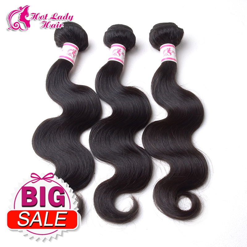 Best Selling Brazilian Virgin Hair Weave 300g Hair Bundles Brazilian Virgin Remy Body Wave Cheap Real Human Hair Weaves By DHL(China (Mainland))