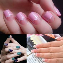 Hot Now! Chevron & Teardrop Nail Tip Guides Stickers (Pack of 5)(China (Mainland))