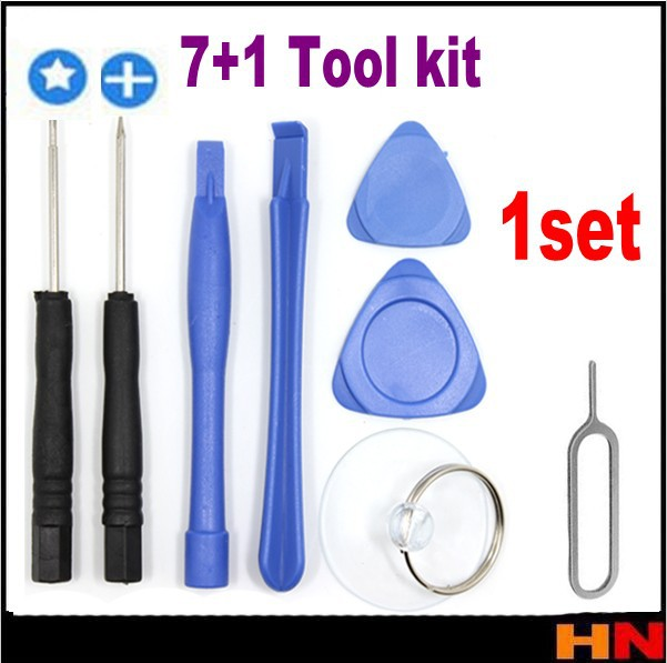 1set =8pcs Repair Replace Open Pry Tool Kit Screwdriver For IPhone 4 4S 4G 5 5s 5c 6 6 plus for iPod Hand Tools and pin(China (Mainland))