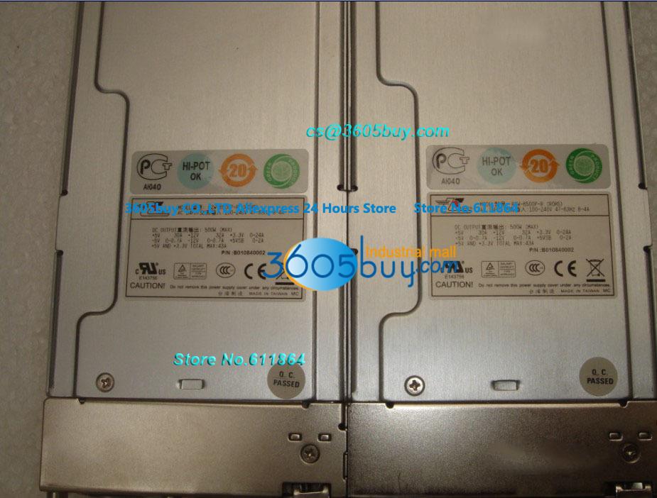 Фотография R2W-6500P-R 500W Power Supply