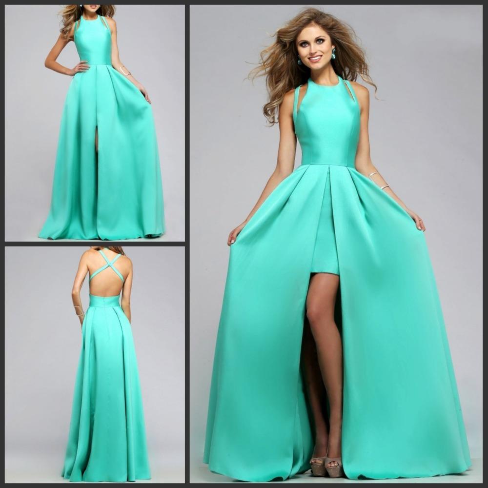 blue high low prom dresses 2014 wwwpixsharkcom