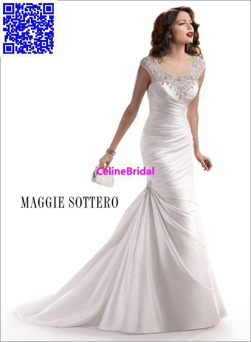 Nitree fashion modern unique sexy vintage luxury designer for Modern elegant wedding dresses
