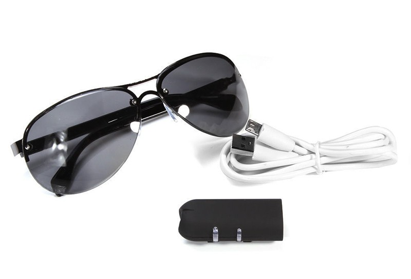 image for Wearable Devices Smart Glasses Sport Eyewear Glasses Digital HD 720P V