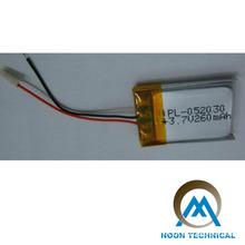 Поставка полимер литиевая батарея 302030