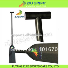 Carbon fiber Dragon boat Paddle with IDBF approved(China (Mainland))