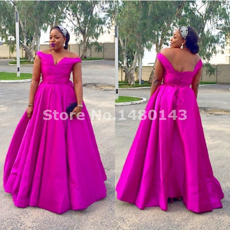 Modest Prom Dresses Plus Size – fashion dresses