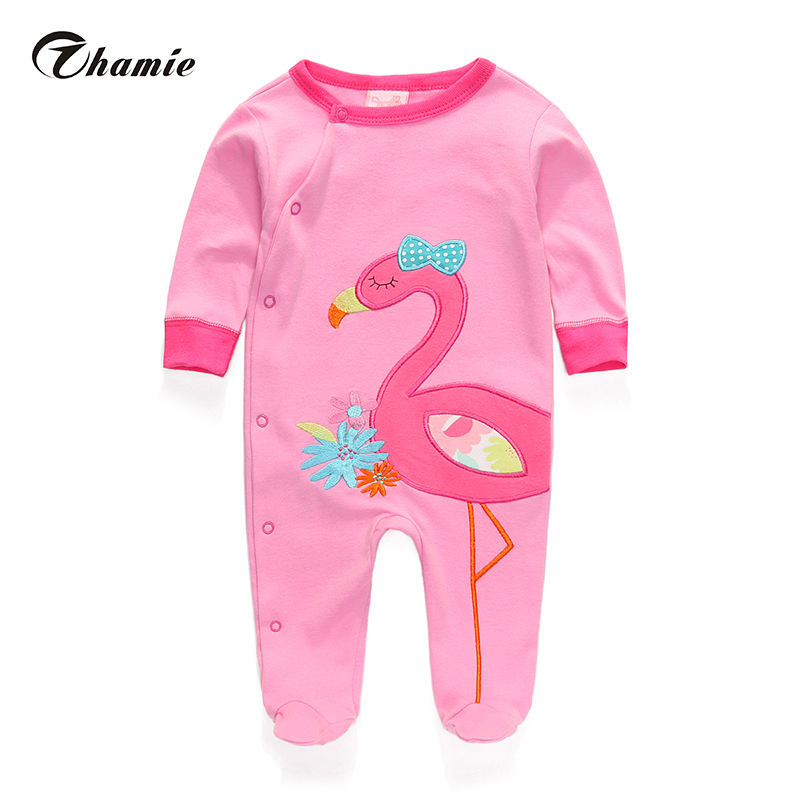 Baby Girls Rompers Clothing Newborn Boy Clothes roupa infantil(China (Mainland))