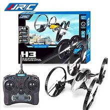 Original JJRC H3 2.4G 4CH 6-Axis RC Quadcopter Drone with 2.0MP Camera HD Air-ground Amphibious professional Brushless motor