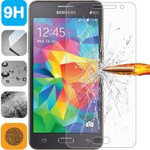 Explosion-proof Front Glass Film Screen Protector For Samsung Galaxy S3 S4 S5 S6 S2 G530 G360 A3 A5 A7 2016 Premium Tempered(China (Mainland))