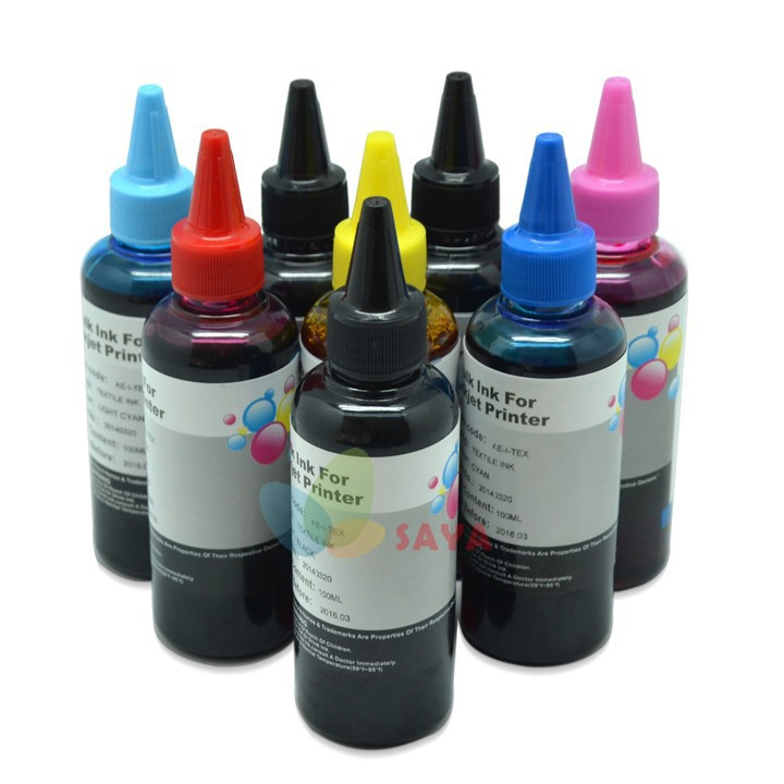 900ml Specialized T1571-T1579 PIGMENT INK for Epson Stylus Photo R3000 printer, waterproof fast dry printing ink, pig ink,<br><br>Aliexpress