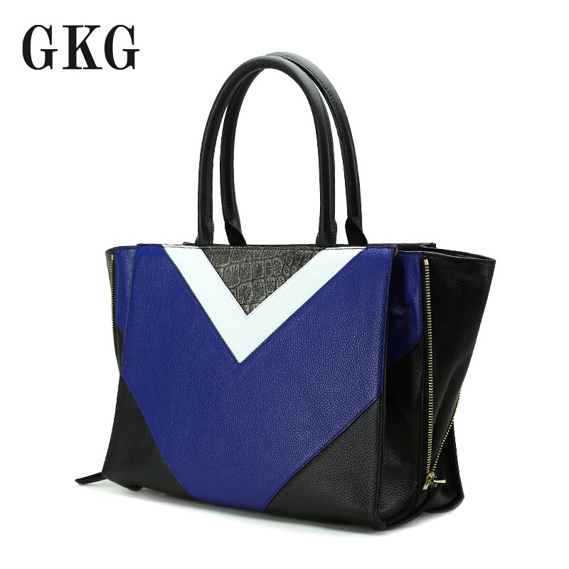 2015 new FOXER genuine leather women bag famous brands black Fashion top quality women handbags shoulder bags Casual bucket bag<br><br>Aliexpress