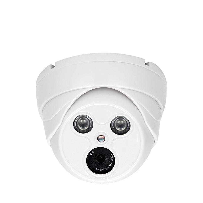 Network surveillance camera one million infrared HD camera 720/960P wide angle room 1 million 300 thousand hemispheres(China (Mainland))