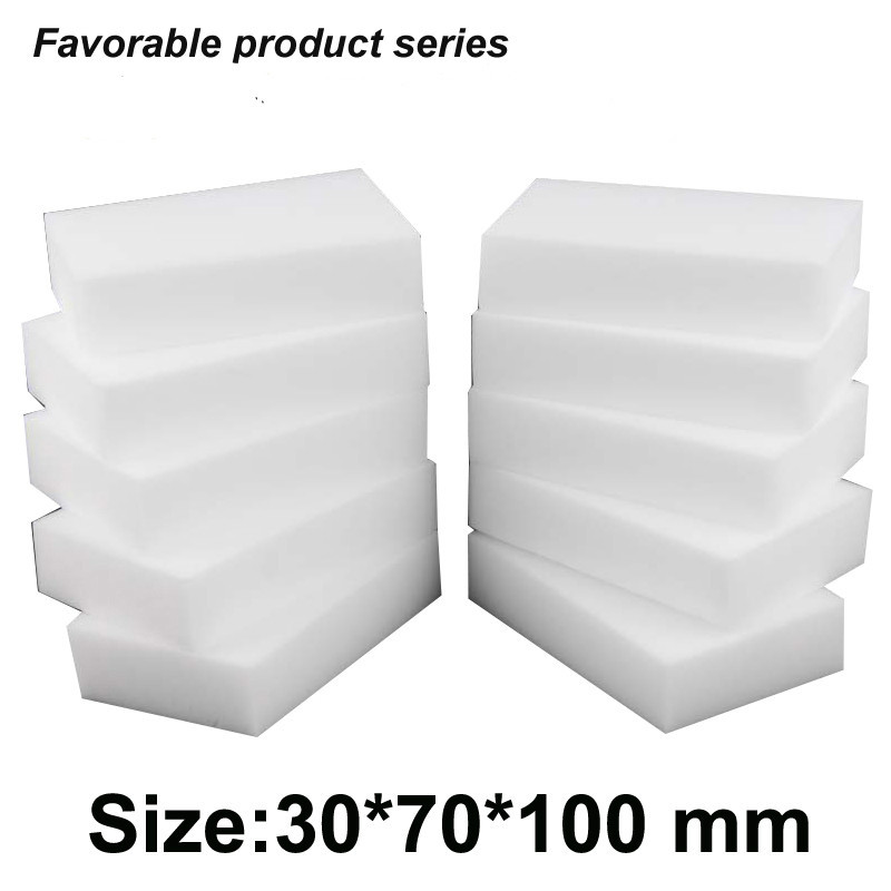 30*70*100mm,melamine sponge 200 pcs Factory sale!High density miracle melamine dish cleaning sponge eraser white magic eraser-34(China (Mainland))