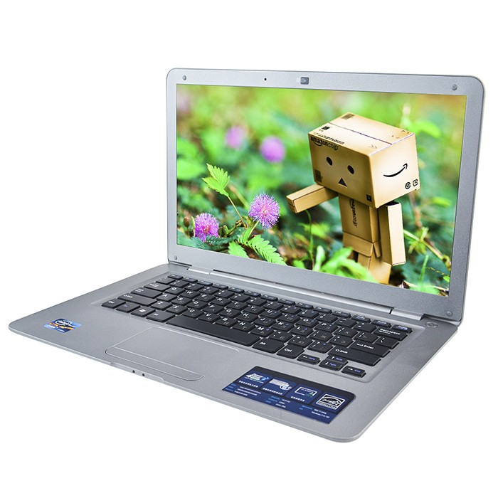 Ноутбук CrazyFire 14/celeron J1800 2.41 Dual Core 2G RAM 320G HDD Windows 7/8 1.3m Webcam + HZ-A141