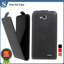 Buy Factory price, Top new style flip PU leather case open LG L90, gift for $3.98 in AliExpress store