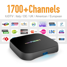 Buy 2G 16GB Android Tv Box IPTV 1 Year Europe Arabic French Sport Canal IPTV Channels 4K S912 CPU Strong WIFI IPTv Receiver for $97.39 in AliExpress store