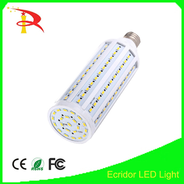 led lighting market e27 5730 led corn lamp lights 40w CE ROHS Cool white smd led(China (Mainland))