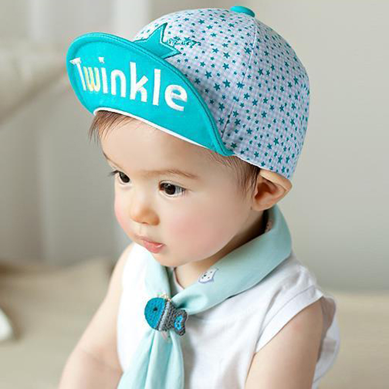 Baby Hats & Caps For 1-3 Year Old Kids Cap Accessories kids Summer Baseball Caps boy Sun hat toddler Girl hat baby infant Hats(China (Mainland))