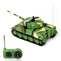 2016 New Promotion 1 72 Classic R C Radio Remote Control Tiger RC Tank Model For