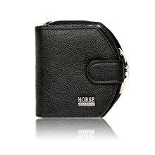 Women Coin Purses Genuine Leather Wallets Fashion Hobos Cowhide Designer Clutch Famous Brand Women Clutch Ladies