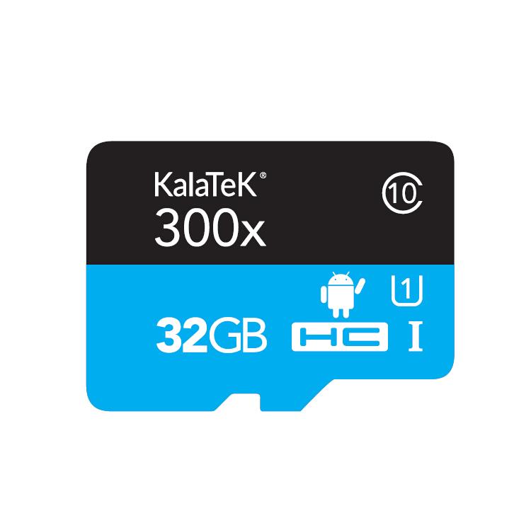 Original KalaTek Micro SD TF Card Genuine 32GB Class 10 16GB 64GB 128GB Class10 UHS-1 4GB 8GB Class 6 Memory Flash Microsd M2(China (Mainland))