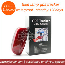 2014 best bike gps tracking device,gsm sms alarm system,portable positioning system,free shipping(China (Mainland))