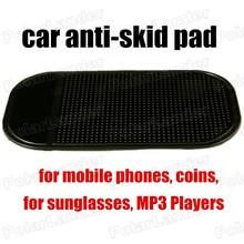 Coche negro cojines antideslizantes tiene objetos en Dash Mat Skid prueba Secure teléfonos móviles monedas gafas de sol MP3 Players(China (Mainland))