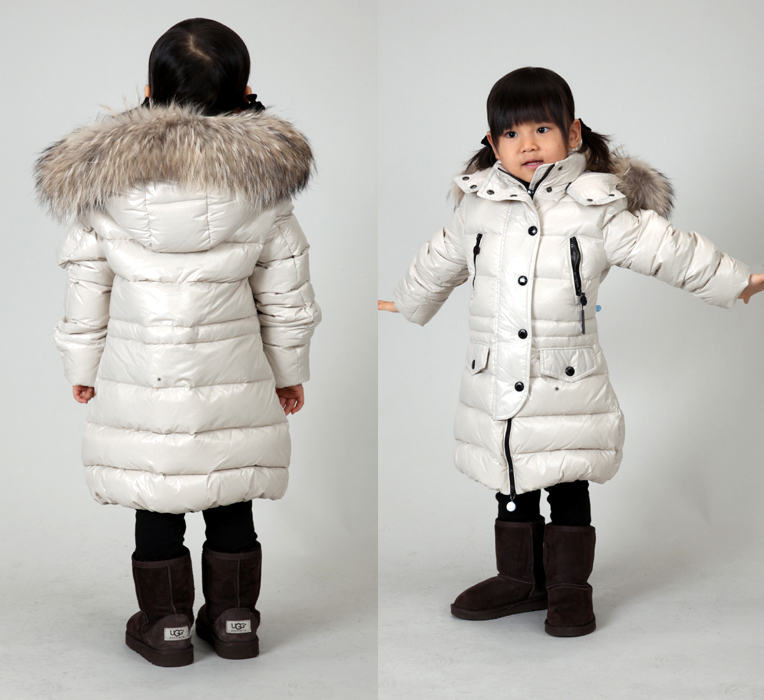 Toddler Girls Winter Coats - JacketIn