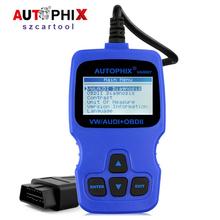 Buy 2017 Original Autophix VAG007 OBD2 obd ii Car Code Reader VW/Audi/Seat/Skoda Vehicles Auto Diagnostic Tool for $48.64 in AliExpress store
