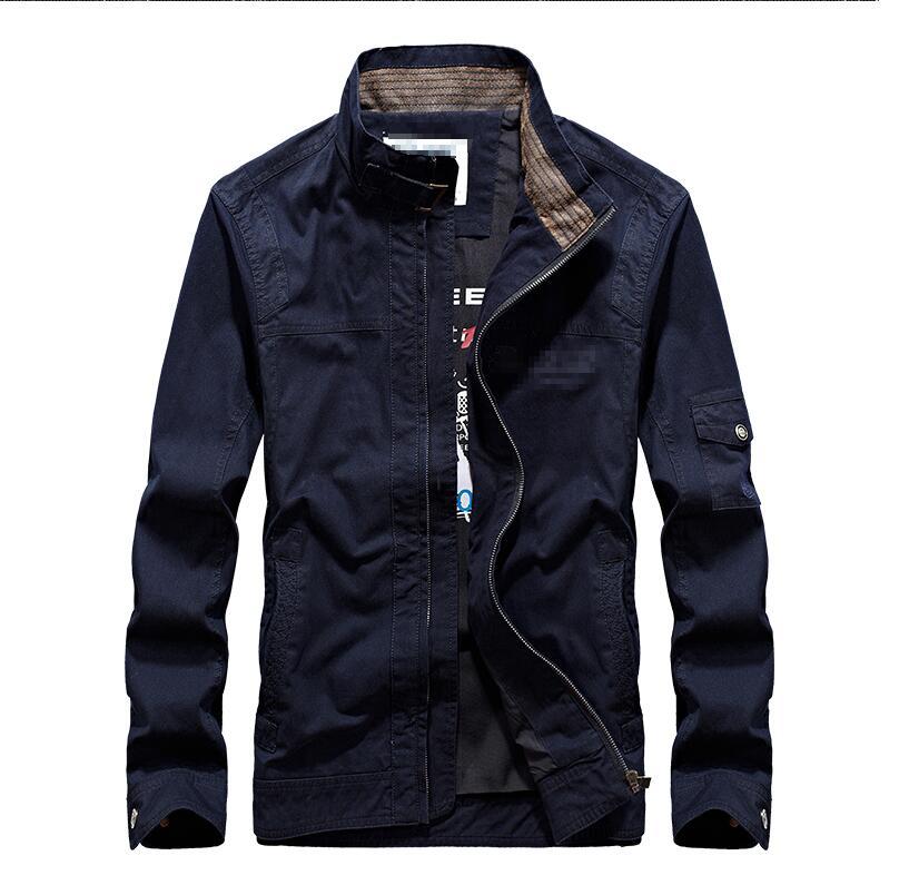 Fashion cheap new fashion autumn jacket solid fall mens jackets and coats men's jacket plus size men's clothing jacket coat(China (Mainland))