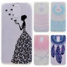 Buy Transparent Phone Cases sFor Fundas Lenovo vibe p1m Case Silicone Fresh Slim Soft Back Cover vibe p1m40 Butterfly Girl for $1.27 in AliExpress store