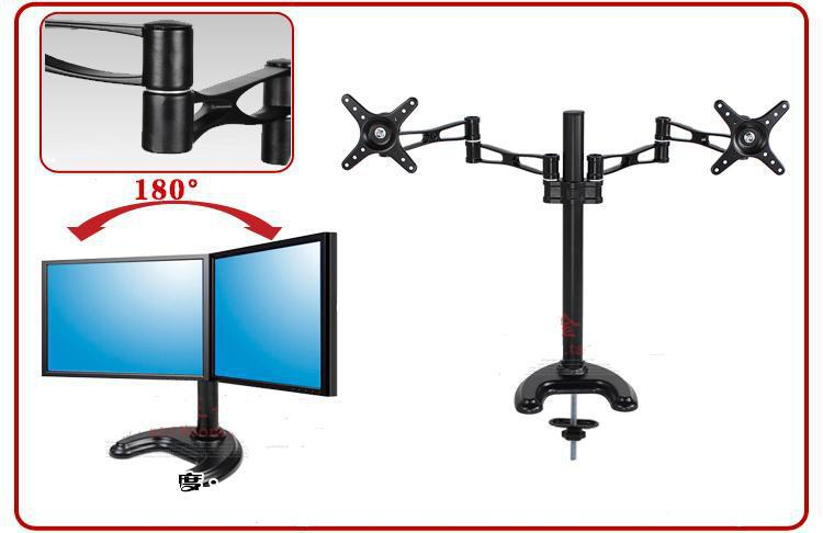 Monitor Stands For Dual Monitors Stand Dual Monitors