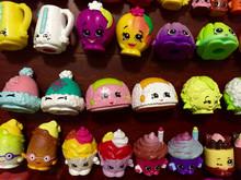 Moose Shopkins 100pcs/set Fruit Kawaii Figure Toys Birthday gifts best kids toys(China (Mainland))